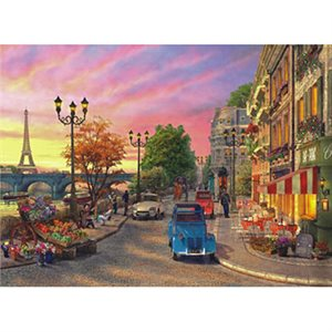 Puzzle: 1000 Seine Sunset