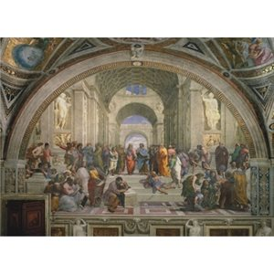 Puzzle: 1000 School Of Athens