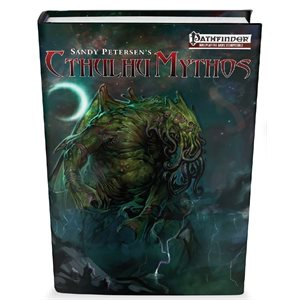 Sandy Petersen's Cthulhu Mythos for Pathfinder (BOOK)