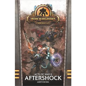 Aftershock Novel (BOOK)