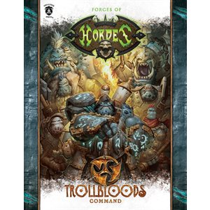 Forces of Hordes: Trollbloods Command HC (BOOK)