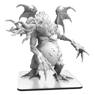 Monsterpocalypse: Destroyers Lords of Cthul: Yasheth (resin) ^ Mar 15, 2019