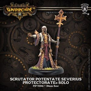 Protectorate: Potentate Severius (resin) ^ Jan 18, 2019