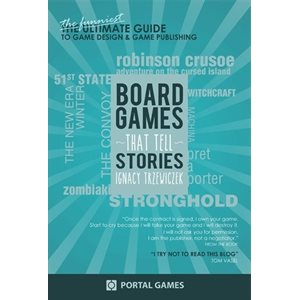 Boardgames That Tell Stories (BOOK)