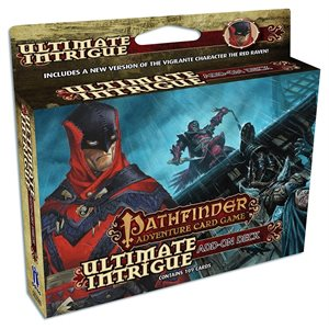Pathfinder Card Game: Ultimate Intrigue Add-on Deck ^ May 2018