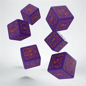 Battletech Dice: House Marik (6)