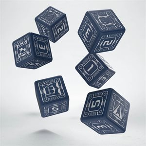 Battletech Dice: House Steiner (6)