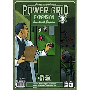 Power Grid Russia And Japan