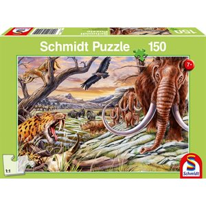 Puzzle: 150 Animals Of The Ice Age ^ Release Sep