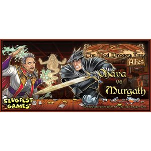 Red Dragon Inn: Allies Ohava vs Murgath