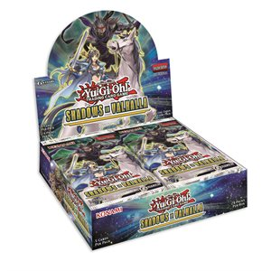 Yugioh: Shadows In Valhalla