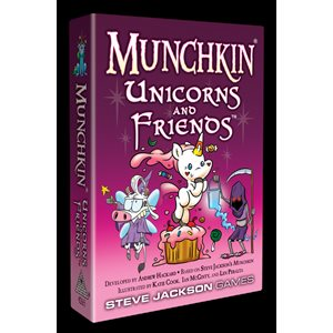 Munchkin Unicorn and Friends ^ Jan 2019