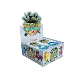 Munchkin Collectible Card Game: Booster Display ^ Feb