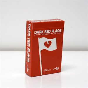 Red Flags: Dark Red Flags (No Amazon Sales)