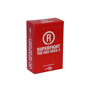 SUPERFIGHT: The Red Deck 2 (R-Rated) (No Amazon Sales)