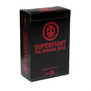 SUPERFIGHT: The Horror Deck (No Amazon Sales)