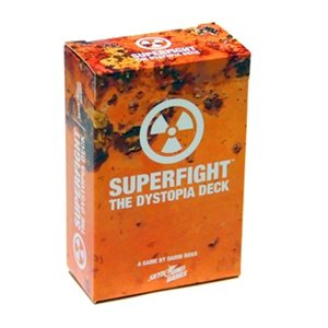 SUPERFIGHT: The Dystopia Deck (Post-Apocalyptic) (No Amazon Sales)