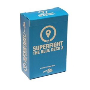 SUPERFIGHT: Blue Deck 2 (Fight Locations) (No Amazon Sales)