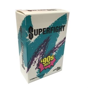 SUPERFIGHT: The '90s Deck (No Amazon Sales)