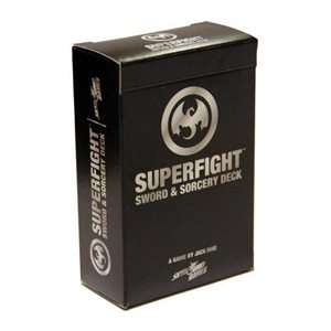 SUPERFIGHT: The Sword & Sorcery Deck (No Amazon Sales)
