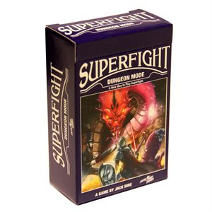 SUPERFIGHT: Dungeon Mode (No Amazon Sales)