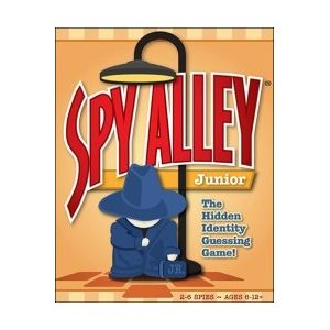 Spy Alley Jr.