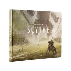 Scythe Art Book (No Amazon Sales)