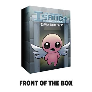 The Binding of Isaac: Four Souls Expansion (no amazon sales)