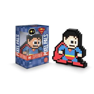 Pixel Pals: 029 DC Superman