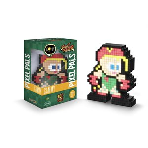 Pixel Pals: 021 Street Fighter Cammy