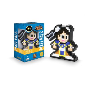 Pixel Pals: 011 Street Fighter Chun Li