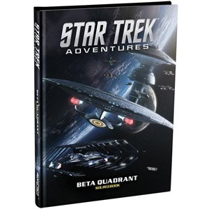 Star Trek Adventures: Beta Quadrant Sourcebook (BOOK) ^ Aug