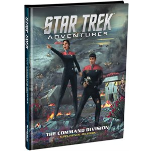 Star Trek Adventures: Command Division Supplementary Rulebook (BOOK) ^ Jul