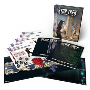 Star Trek Adventures: Starter Set (Star Trek RPG Box Set) ^ Nov