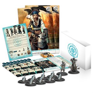 Guild Ball: Navigator's Guild - Launch Pack - Tales of the New World ^ Aug 3