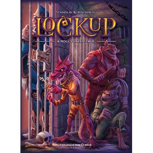 Lockup: A Roll Player Tale ^ Jul 2019