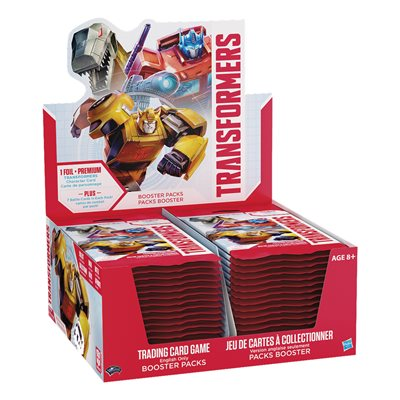 Transformers TCG Booster (No Quebec Sales)