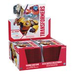 Transformers TCG Booster (No Quebec Sales) ^ Dec 21, 2018