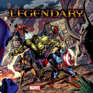Marvel Legendary Deck Building Game