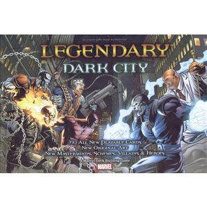 Marvel Legendary DBG: Dark City Expansion