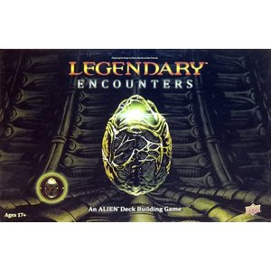 Alien Legendary Encounters:Core Game