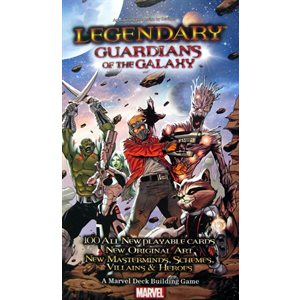 Marvel Legendary DBG: Guardians of the Galaxy Expansion