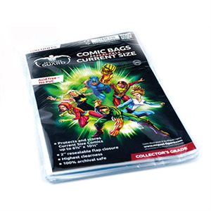 Comic Bags Resealable Current (100)