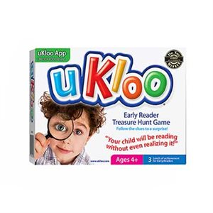 uKloo Treasure Hunt Early Reader