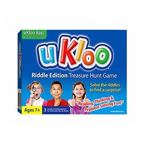uKloo Treasure Hunt Riddle Edition