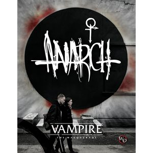 Vampire: The Masquerade 5th Ed: Anarch HC (BOOK) ^ Aug