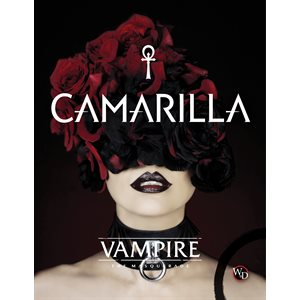 Vampire: The Masquerade 5th Ed: Camarilla HC (BOOK) ^ Aug