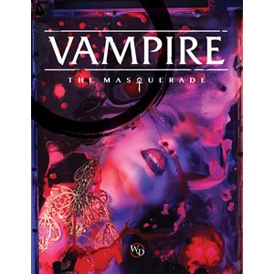 Vampire: The Masquerade 5th Ed HC (BOOK) ^ Aug