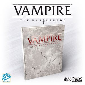 Vampire: The Masquerade 5th Ed Deluxe: Alt Cover HC (BOOK) ^ Aug