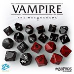 Vampire: The Masquerade 5th Ed: Dice Set